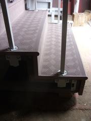 Лестничные ступени,  площадки - любые конфигурации и размеры.  - foto 13