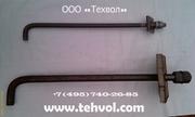 Фундаментный болт 1.2 М16х500 ГОСТ 24379.1-2012 сталь 3 - foto 0
