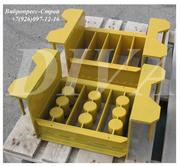 Матрицы для шлакоблока,  блоков декоративных,  кирпича,  плитки купить  - foto 2