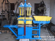 Установка для производства шлакоблока, кирпича - foto 2