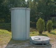 Резервуар разборный,  вертикальный РРВ-2, 15. - foto 0