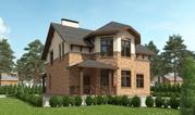 Проект загородного дома В-522