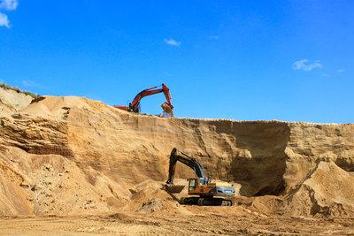 Карьерный песок - main