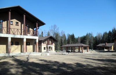 Продам новую базу отдыха на берегу озера - main