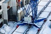 Продается башенный кран КБ-408.21 (CMK-10.200) 2013г - foto 3