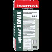 Кристаллообразующая гидроизоляционная добавка в бетон AQUAMAT_ADMIX