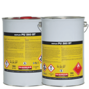 ISOFLEX-PU 560 BT полиуретан-битумная гидроизоляционная мастика