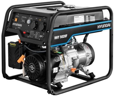 Бензиновый генератор HYUNDAI HHY 5020F - main