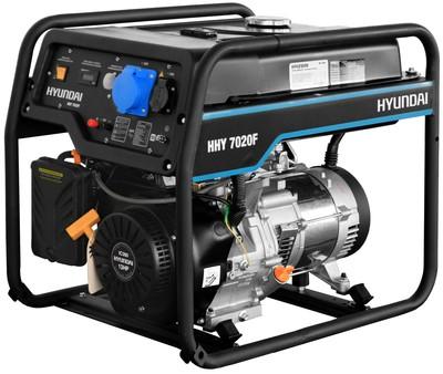 Бензиновый генератор HYUNDAI HHY 7020F - main