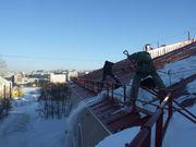 Очистка крыши от снега и наледи - foto 3