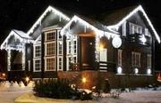 Новогоднее оформление фасада к Новому году - foto 0