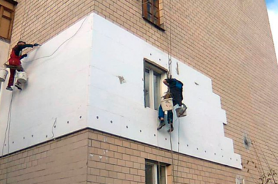 Высотные фасадные работы - main
