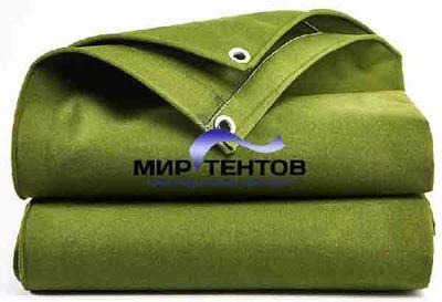 Брезентовая ткань любых видов в фирме «Мир Тентов» - main