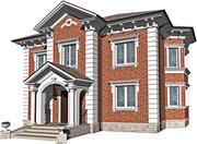 Дизайн-проектирование фасадов коттеджей,  кафе,  ресторанов - foto 1