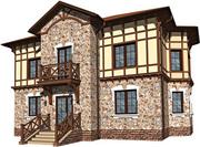 Дизайн-проектирование фасадов коттеджей,  кафе,  ресторанов - foto 2