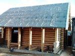Деревянные дома и бани ручной рубки - foto 0