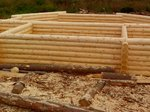 Деревянные дома и бани ручной рубки - foto 2