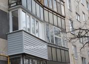 остекление балконов и лоджий,  загородных домов,  дач - foto 2