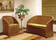 мебель из лозы и абаки - foto 0