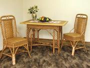 мебель из лозы и абаки - foto 2