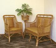 мебель из лозы и абаки - foto 3