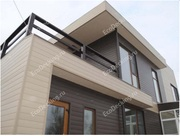Продажа и монтаж вентилируемых фасадов из ДПК напрямую от завода - foto 0