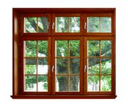 Деревянные окна на заказ - foto 1