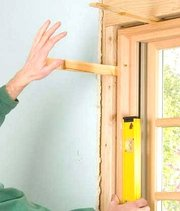 Установка окон в деревянном доме - foto 0