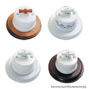 Электроустановочные изделия (розетки,  выключатели и т.д.) ведущих евро - foto 2