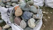 Ландшафтный, отделочный камень, песчаник,  галька,  валун - foto 3