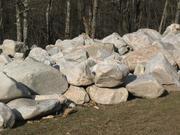 Ландшафтный, отделочный камень, песчаник,  галька,  валун - foto 7