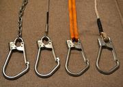 Удерживающая привязь, пояс(сраховочный,  предохранительный,  стропы) СИЗ - foto 2