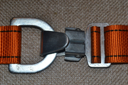 Удерживающая привязь, пояс(сраховочный,  предохранительный,  стропы) СИЗ - foto 3