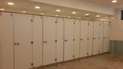 Нержавеющая фурнитура для монтажа кабин и перегородок туалетных hpl - foto 2