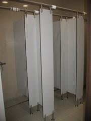 Нержавеющая фурнитура для монтажа кабин и перегородок туалетных hpl - foto 7