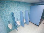 Нержавеющая фурнитура для монтажа кабин и перегородок туалетных hpl - foto 8