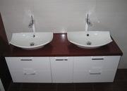 Изготовление эксклюзивной мебели для ванной комнаты на заказ в Москве - foto 0