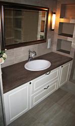 Изготовление эксклюзивной мебели для ванной комнаты на заказ в Москве - foto 2