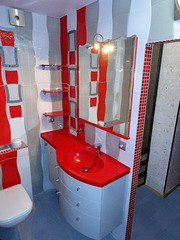 Изготовление эксклюзивной мебели для ванной комнаты на заказ в Москве - foto 10