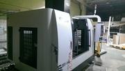 Вертикальный фрезерный обрабатывающий центр JHV-850  - foto 0