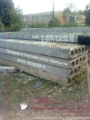 Продаем и покупаем Фундаментные блоки фбс бу,  плиты перекрытия б у,  до - foto 0