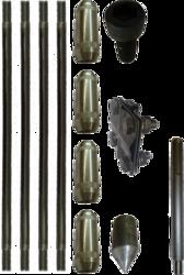 Модульно штырьевое заземление для зданий - foto 1