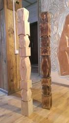 Декоративные балки,  фальшь балки,  опорные столбы,  колонны. - foto 6