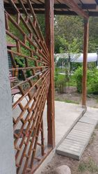 Декоративные балки,  фальшь балки,  опорные столбы,  колонны. - foto 8
