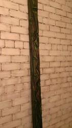 Декоративные балки,  фальшь балки,  опорные столбы,  колонны. - foto 9