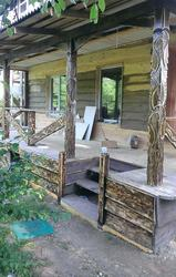 Декоративные балки,  фальшь балки,  опорные столбы,  колонны. - foto 11