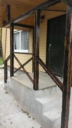 Декоративные балки,  фальшь балки,  опорные столбы,  колонны. - foto 14