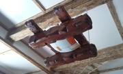 Декоративные балки,  фальшь балки,  опорные столбы,  колонны. - foto 23