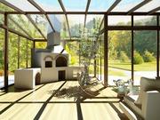 Безрамные стеклянные конструкции любой сложности от компании Акас Глас - foto 0