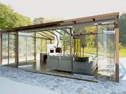 Безрамные стеклянные конструкции любой сложности от компании Акас Глас - foto 3